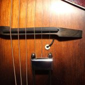 Pine Top Arch Top